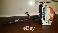 06.19 Stihl Br600 Commercial Backpack Leaf Blower