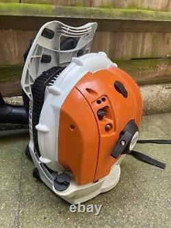 2016 Stihl BR600 Back Pack Leaf Blower 2 Stroke Petrol Garden Professional