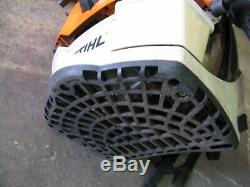 2017 Stihl Br 600 Commercial Gas Backpack Leaf Blower Br600