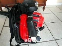 2018 Red Max EBZ8500 Gas Backpack Leaf Blower