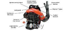 2020 ECHO PB-580T 58.2cc Gas Backpack Blower Professional Grade