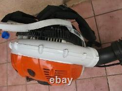 2020 Stihl Br600 Commercial Gas Backpack Leaf Blower
