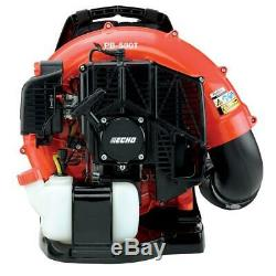 215 MPH 510 CFM 58.2cc Gas 2-Stroke Cycle Backpack Leaf Blower with Tube Throttl