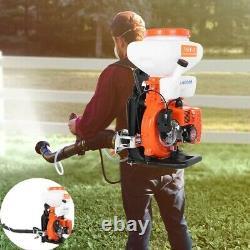 3.5 Gallon Backpack Fogger Blower Duster Leaf Blower 3-in-1(14L) Stroke Sprayer
