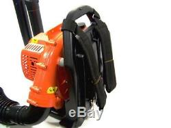 52CC 2 Stroke Gas Powered Backpack Leaf Blower Air-Cooled withPadded Harness EPA