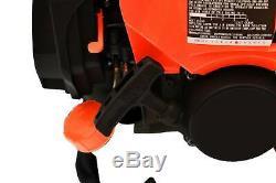 52CC 3.2HP 2Stroke Gas Backpack Leaf Blower Powered Debris Padded Harness EPA