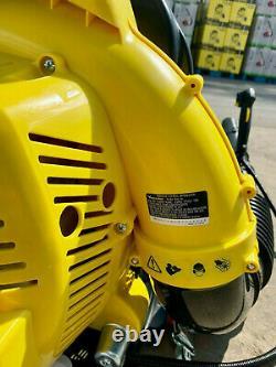 80CC 2-stroke Backpack Powerful Blower Leaf Blower Motor Gas 850CFM US Stock