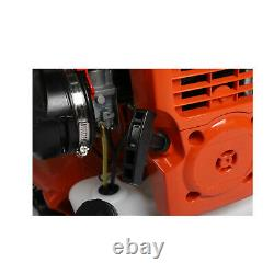 80CC High Performance Gas Powered Back Pack Leaf Blower 900CFM 2-Stroke Engine
