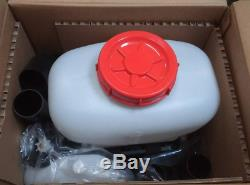 Backpack Fogger Sprayer Duster Leaf Blower 3 Gallon 3HP Gas