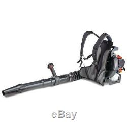 Backpack Leaf Blower Gas Commercial 4 Stroke Landscape Variable Speed No Mix NEW