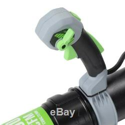 Backpack Leaf Blower with 5.0 Ah Battery and Charger Included 145 MPH 600 CFM
