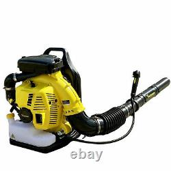 Backpack Powerful Blower Leaf Blower 80CC 2-stroke Motor Gas 850 CFM US Stock