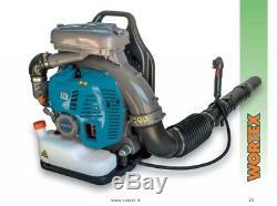 Blower Backpack Bag Engine Blast 79,4cc Vel Air 70m/S Leaf Grass Professiona