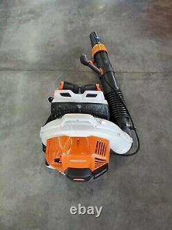 Brand New Stihl Br800x Magnum Gas Powered Backpack Leaf Blower
