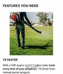 Cardinal CMD65 3HP Backpack Fogger Blower Duster Leaf blower 3-in-1 Sprayer