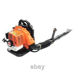 Commercial Gas Powered Grass Lawn Blower Backpack Leaf Blower Machine 2 Stroke