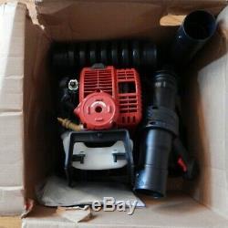 Craftsman Medium-Duty 32cc 4-Cycle Gas Backpack Leaf Blower 79401 (used)