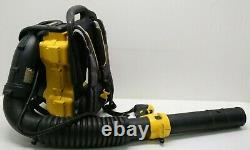 DEWALT DCBL590 40V Backpack Leaf Blower Bare Tool No Battery and No Charger