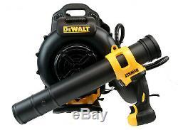 DeWALT DCBL590X2 40V Max Lithium Ion Backpack Leaf Blower