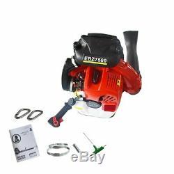 EBZ7500RH 236 MPH 972 CFM 65.6 cc Gas Backpack Leaf Blower US