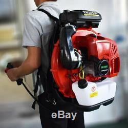 EBZ8500RH 206 MPH 1024 CFM 75.6 cc Gas Backpack Leaf Blower Fits For RedMax