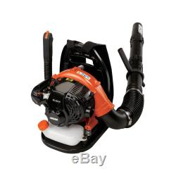 ECHO 158 MPH 375 CFM 25.4 cc Gas 2-Stroke Cycle Backpack Leaf Blower with Hip