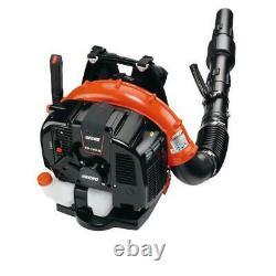 ECHO 214 MPH 535 CFM 63.3 cc Gas 2-Stroke Cycle Backpack Leaf Blower with Hip