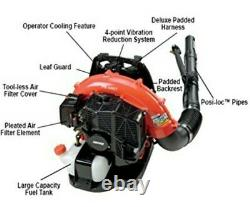 ECHO 215 MPH 510 CFM 58.2cc Gas Backpack Blower With Tube Throttle