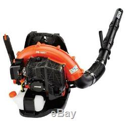 ECHO 215 MPH 510 CFM 58.2cc Gas Backpack Leaf Blower with Hip Throttle