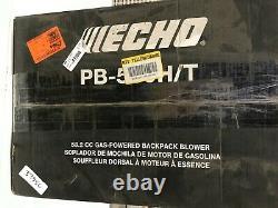 ECHO 216 MPH 517 CFM 58.2cc Gas 2-Stroke Cycle Backpack Leaf Blower