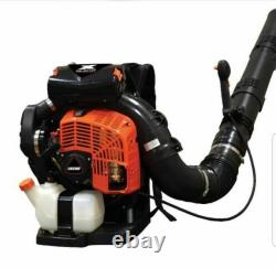 ECHO Backpack Blower with Tube-Mounted Throttle 211 MPH 1071 CFM PB-8010T