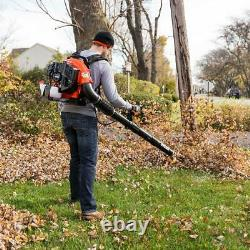 ECHO Backpack Leaf Blower Tube Throttle 216 MPH 517 CFM 58.2-Cc Gas 2-Stroke