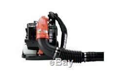 ECHO Gas Leaf Blower 215 MPH 510 CFM 58.2cc 2-Stroke Cycle Backpack New