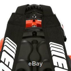 ECHO Gas Leaf Blower Backpack Throttle Cruise Control Gasoline Power Lightweight