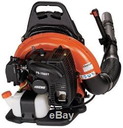 ECHO Gas Padded Backpack Back Pack Leaf Blower Tube Throttle PB-755ST Powerful
