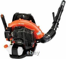 ECHO PB-580H 215MPH 510 CFM 58.2cc Gas Backpack Leaf Blower with Hip Throttle