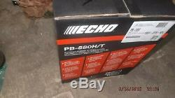 ECHO PB-580H/T 215 MPH 510 CFM 58.2cc Gas 2-Cycle Backpack Leaf Blower NEW