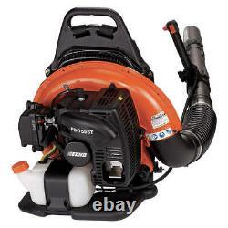 ECHO PB-755ST Backpack Blower, Gas, 651 CFM, 233 MPH