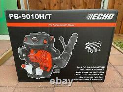 ECHO PB-9010H/T PB-9010H PB9010 79.9cc GASOLINE BACKPACK LEAF BLOWER -BRAND NEW