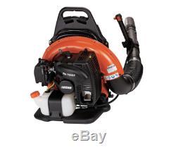 ECHO PB755ST 233 MPH 651 CFM 63.3cc Gas Backpack Leaf Blower