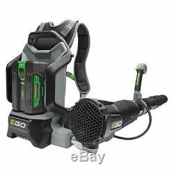 EGO Backpack Blower 145 MPH 600 CFM 56V Cordless Leaf Blower (TOOL ONLY)