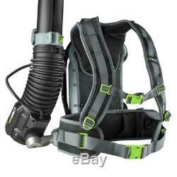 EGO Backpack Blower Lithium Battery 145MPH 600CFM 56V Cordless Lawn Leaf Blower