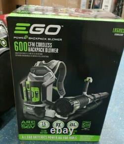 EGO Brushless Backpack Cordless Electric Leaf Blower LB6003 TOOL ONLY -E29