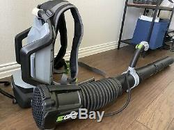 EGO Cordless 56 Volt 145 MPH 600 CFM Electric Backpack Blower tool only