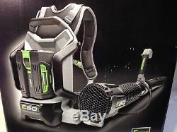 EGO LB6000 145Mph 600 Cfm 56V Cordless Backpack Leaf Blower Bare Tool