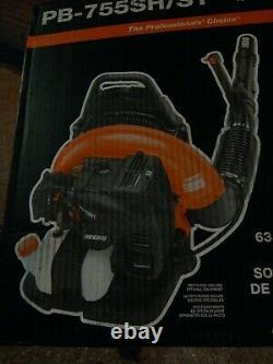 Echo 63.3cc Gas-Powered Backpack Blower PB-755SH/ST BRAND NEW