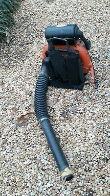 Echo PB-400E PB400E Backpack Gas Leaf Landscape Blower RUNS