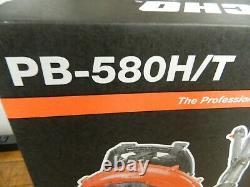 Echo PB-580H/T 58.2 CC Gas Powered Backpack Leaf Blower BRAND NEW