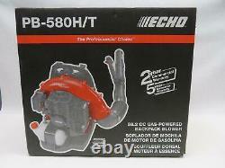 Echo PB-580H/T Gas Powered Back Pack Leaf Blower