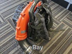 Echo PB-580T 215 MPH 510 CFM 58.2cc Gas 2-Stroke Backpack Leaf Blower
